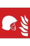 Ensemble d'équipements de luttre contre l'incendie