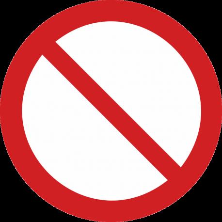 Interdiction générale