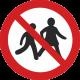 Accès interdit aux enfants