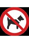 Interdits aux chiens