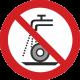 Ne pas utiliser pour la rectification humide
