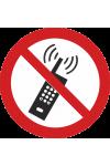 Interdiction d'activer des téléphones mobiles