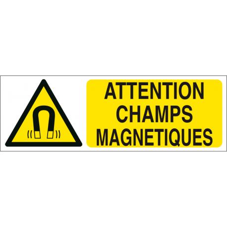 Attention champs magnétiques