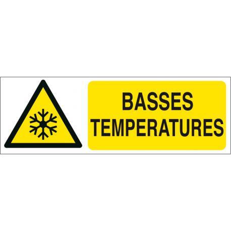 Basses températures