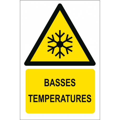 Attention basses températures