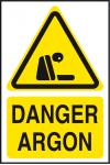 Danger argon