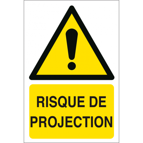 Risque de projection