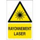 Rayonnement laser