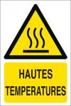 Hautes températures