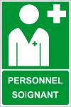 Personnel soignant