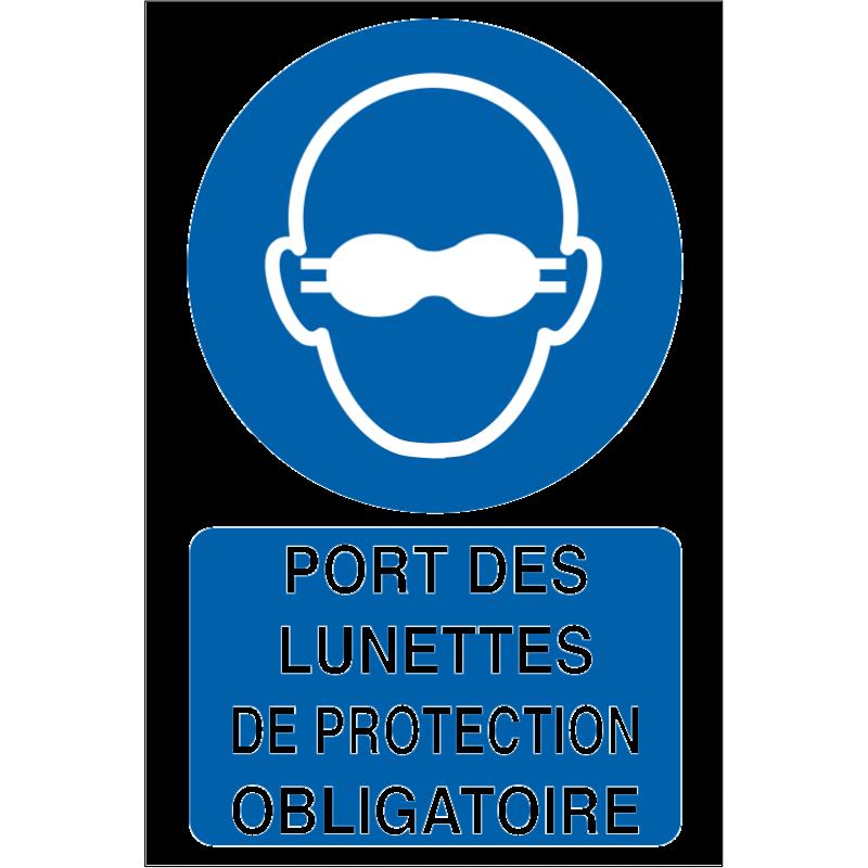 Port des lunettes de protection obligatoire id project - Port des lunettes de securite obligatoire ...