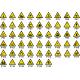 Personnaliser pictogramme Danger avec texte