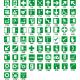 Personnaliser pictogramme Evacuation/Secours avec texte