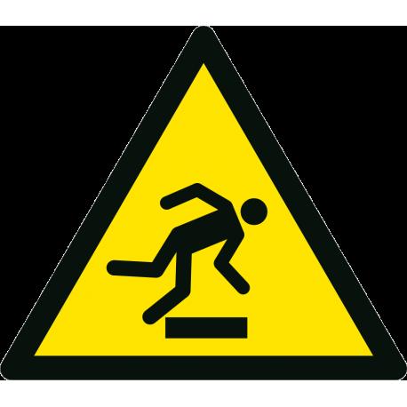 Danger Trébuchement