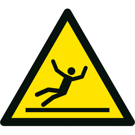 Danger Surface glissante