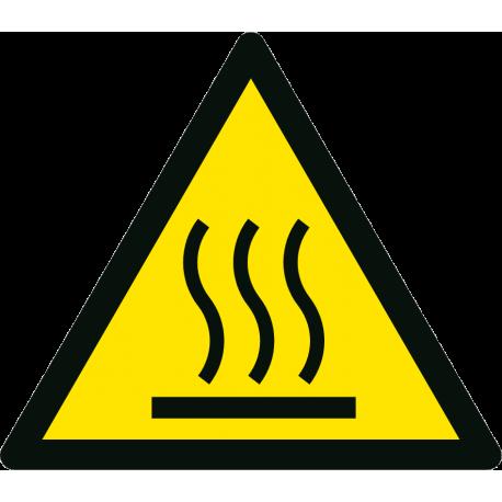 Danger Surfaces chaudes