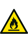 Danger Matières inflammables