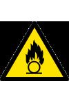 Danger Substances comburantes