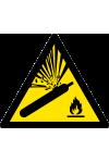 Danger Bouteille pressurisée