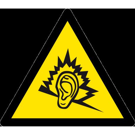 Danger Niveau sonore