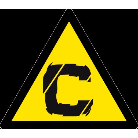 Attention Risques cancérigènes