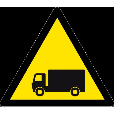 Danger Poids lourds 2