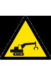 Attention Engins de chantier
