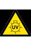 Attention lampe UV