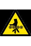 Attention aux mains Rouleaux