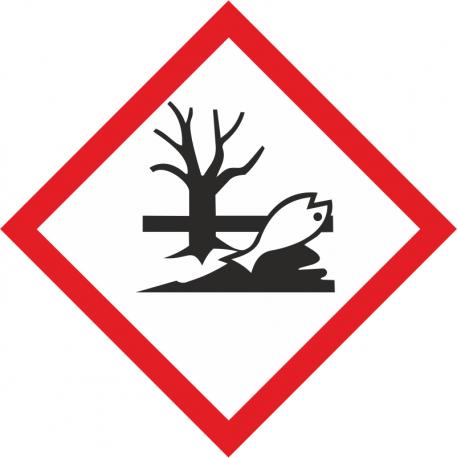 Dangereux pour le milieu aquatique