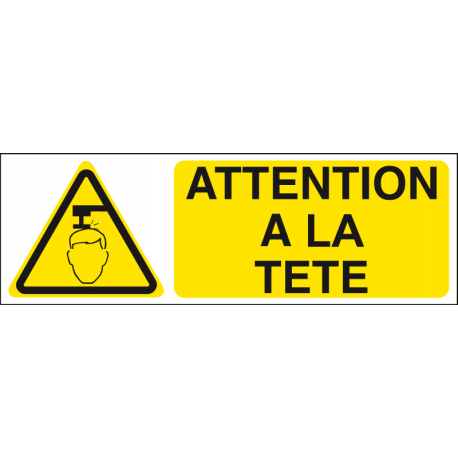 Attention à la tête