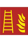 Echelle d'incendie