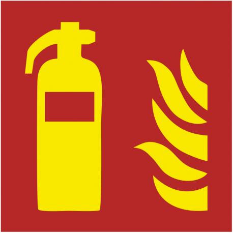 Exctincteur d'incendie