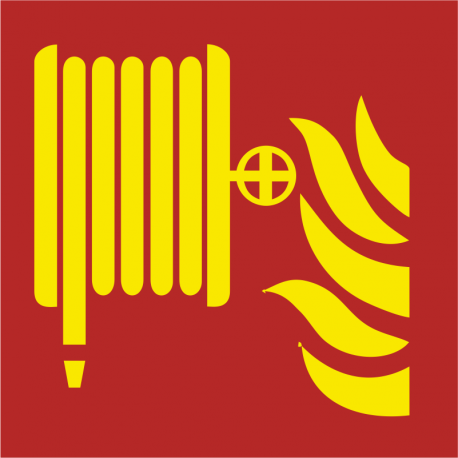 Robinet d'incendie armé