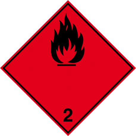 Gaz inflammable 2