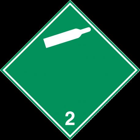 Gaz 2 (non inflammable et non toxique)