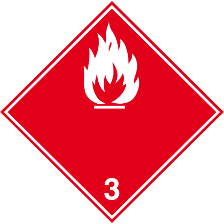 Substance liquide inflammable 3