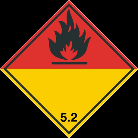 Peroxydes organiques 5.2