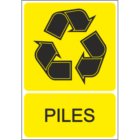 Recyclage piles