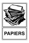 Tri papiers
