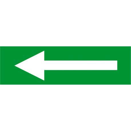 Flèche évacuation