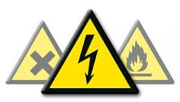 Pictogrammes Danger (seul)